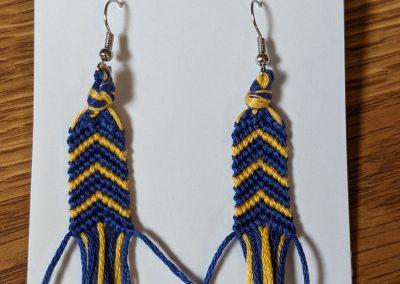 """The Lucky Few"" Hanging Earrings"