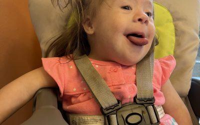 Down syndrome Awareness: Maisie