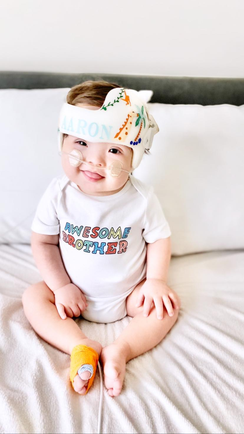 Down syndrome Awareness Month : Payton