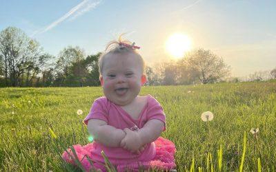 Down Syndrome Awareness Month: Sadie