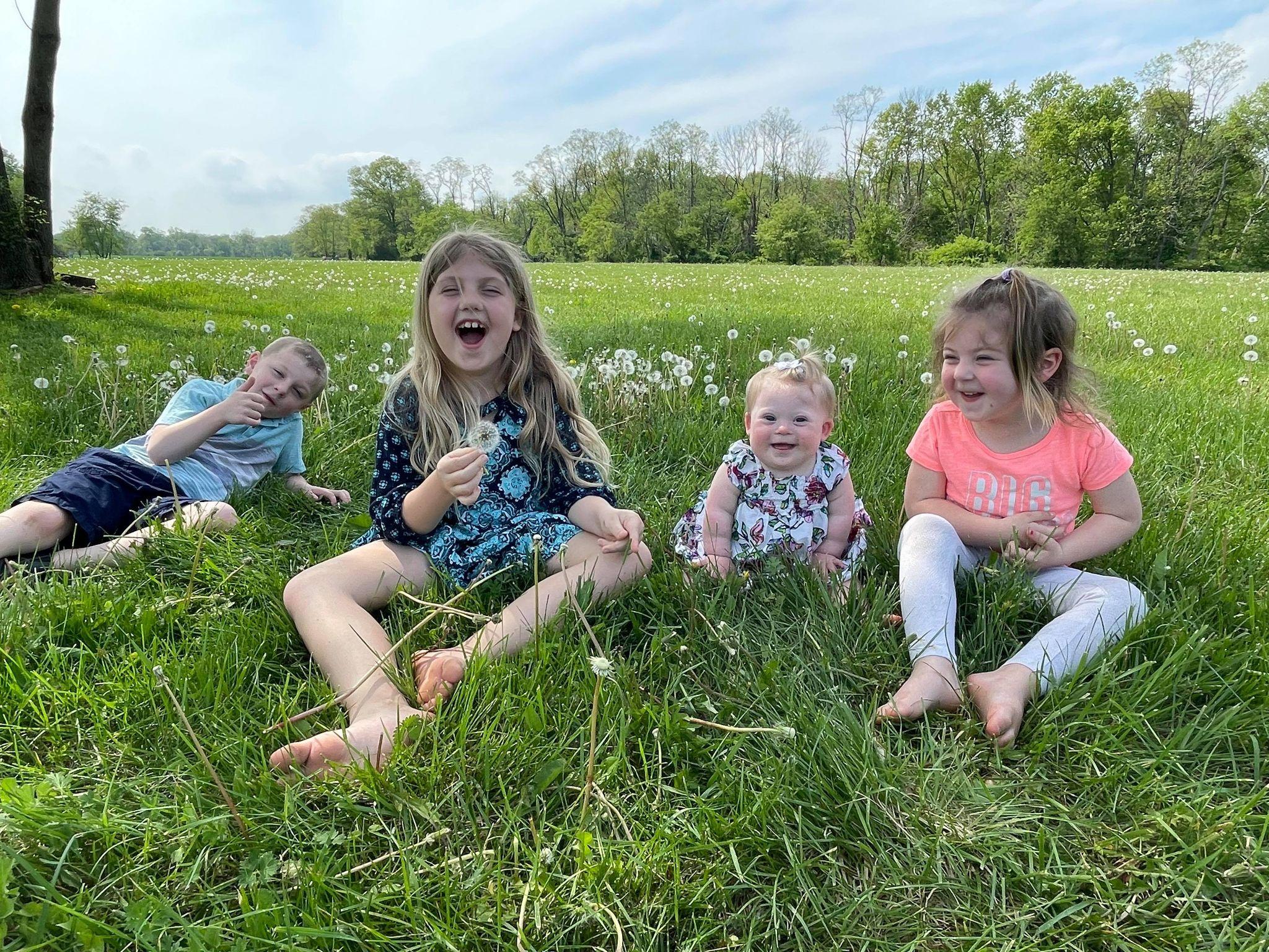Down syndrome Awareness Month: Payton & family