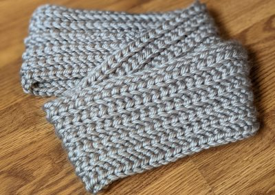 The Andes Infinity Scarf
